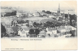 Antoing NA13: Panorama Vers Guéronde 1903 - Antoing