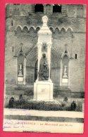 CPA  (Réf : (C532) 9. CAZÈRES (31 HAUTE-GARONNE) Le Monument Aux Morts - Autres Communes