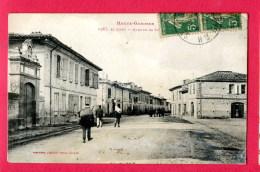 CPA  (Réf : (C534) 1965 St-JORY (31 HAUTE-GARONNE) Avenue De To... (animée) - Autres Communes
