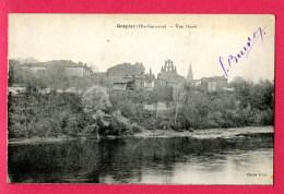 CPA  (Réf : (C539) GRÉPIAC   (31 HAUTE-GARONNE) Vue Ouest - Autres Communes