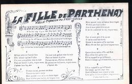 LA FILLE DE PARTHENAY - Parthenay