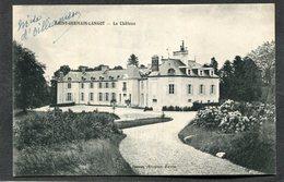 CPA - SAINT GERMAIN LANGOT (Calvados) - Le Château - Autres Communes