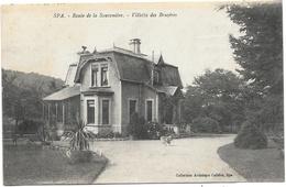 Spa NA44: Route De La Sauvenière. Villetta Des Bruyères 1922 - Spa