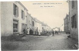 Saint-Léger NA2: Rue De L'Hôtel De Ville 1909 - Saint-Léger