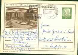 Germany 1961 - Postcards - Used