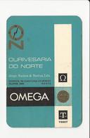 Calendar * Portugal * 1978 * Ourivesaria Do Norte - Calendars