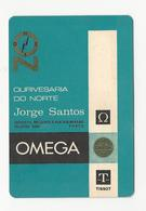 Calendar * Portugal * 1976 * Ourivesaria Do Norte - Calendars