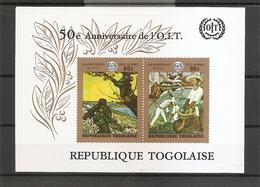 Togo - OIT ( BF 42 XXX -MNH) - Togo (1960-...)