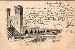 Barrage Du Nil Près Du Caire     (107499) - Sin Clasificación