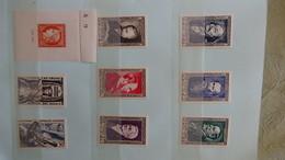 Belles Séries Et Timbres ** De France Dont 930à935, Philatec, 841, Carnet Croix Rouge ... Voir Commentaires !!! - Collections (en Albums)