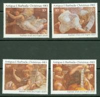 Antigua & Barbuda: 1983   Christmas   MNH - Antigua And Barbuda (1981-...)