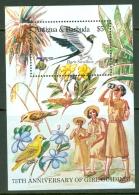 Antigua & Barbuda: 1985   75th Anniv Of Girl Guide Movement   M/S  MNH - Antigua And Barbuda (1981-...)