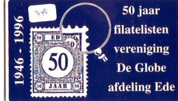 NEDERLAND CHIP TELEFOONKAART CRE 340 * De Globe * STAMP  *  Telecarte A PUCE PAYS-BAS * ONGEBRUIKT MINT - Netherlands
