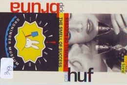 NEDERLAND CHIP TELEFOONKAART CRE 343 * Groninger Museum * NIJNTJE *  Telecarte A PUCE PAYS-BAS * ONGEBRUIKT MINT - Netherlands