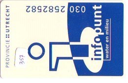 NEDERLAND CHIP TELEFOONKAART CRE 357 * UTRECHT *  Telecarte A PUCE PAYS-BAS * ONGEBRUIKT MINT - Netherlands