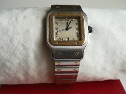 Cartier Santos Galbée 1566 - Watches: Top-of-the-Line