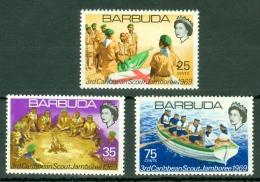 Barbuda: 1969   Third Caribbean Scout Jamboree     MNH - Barbuda (...-1981)