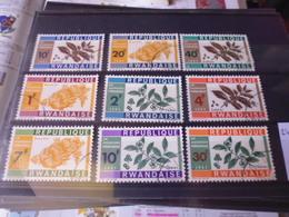 RWANDA YVERT N°24.32 - Rwanda