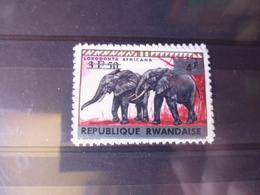 RWANDA YVERT N°60** - Rwanda