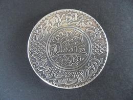 Piece Argent Maroc 10 Dirham Youssef 1331(1913) - Morocco