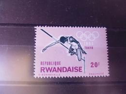 RWANDA YVERT N°82** - Rwanda