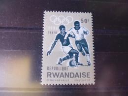 RWANDA YVERT N°83** - Rwanda