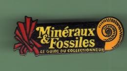 LE GUIDE DU COLLECTIONNEUR *** MINERAUX & FOSSILES *** 0033 - Non Classificati