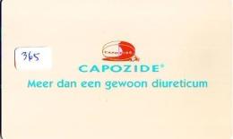 NEDERLAND CHIP TELEFOONKAART CRE 365 * CARPODIZE *  Telecarte A PUCE PAYS-BAS * ONGEBRUIKT MINT - Netherlands