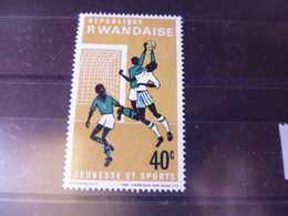 RWANDA YVERT N°163** - Rwanda