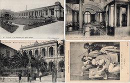 4 CPA - Bibliothèques - RUEIL - TOULON - EPINAL - PARIS (Bibliothèque Nationale)     (107513) - Bibliothèques