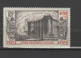 Afrique .Eq. Francaise _ Aériene N°9 (1939 ) - Autres