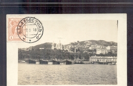 Rusland Russia - Vladivostok - Schip Boot - Fotokaart Photocard - 1918 - Russie