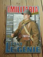 Militaria 236.Génie 1940. Gendarme En 1914. Havresacs Allemands, Crapouillots WW1 & WW2 - 1914-18