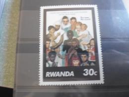 RWANDA YVERT N°993 ** - Rwanda