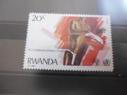 RWANDA YVERT N°1008 - Rwanda