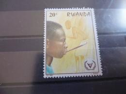 RWANDA YVERT N°1024 - Rwanda