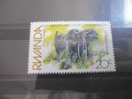 RWANDA YVERT N°1071* - Rwanda