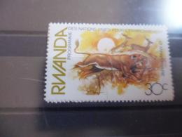 RWANDA YVERT N°1072* - Rwanda