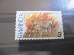 RWANDA YVERT N°1075** - Rwanda