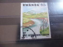RWANDA YVERT N°1107 - Rwanda