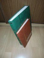 Sammlung Posten Deutschland Deutsches Reich Saar Danzig SBZ Usw 2 Alben (40012) - Timbres