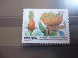 RWANDA YVERT N°1166 - Rwanda