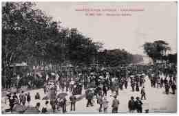 11 - T24844CPA - CARCASSONNE - Manifestation Viticole - 26 Mai 1907 - Boulevard Barbes - Très Bon état - AUDE - Carcassonne