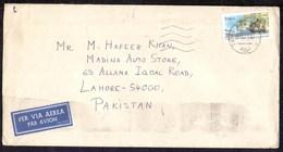 Italy (Italia) To Pakistan Used Traveled Cover (EN-21) - 6. 1946-.. Republic