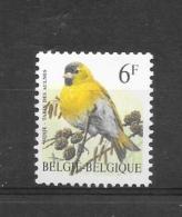 Buzin 1986 Y&T  Nr 2665** - 1985-.. Oiseaux (Buzin)
