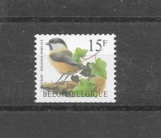 Buzin 1997 Y&T  Nr 2732 ** - 1985-.. Oiseaux (Buzin)