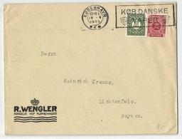 Beleg Aus Kopenhagen 1926 (450535) - Denmark