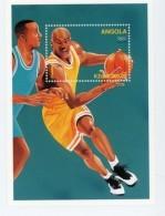 Angola 1996-Basket M Jakson-JO Atlante-B21***MNH - Angola