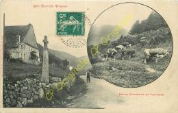 88. Ferme Vosgienne Et Paturage . - France