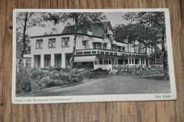488- Hotel Café Restaurant Dennenheuvel, Epe - 1953 - Epe